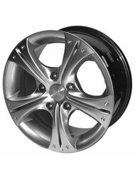 Racing Wheels H-253 6x14 4x114.3 ET 38 Dia 67.1 HP/HS - фото 1