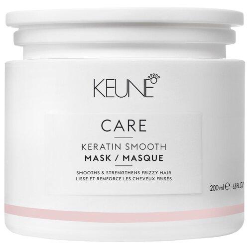 Keune Keratin Smoothing Маска Кератиновый комплекс для волос, 200 мл купить краску для волос keune
