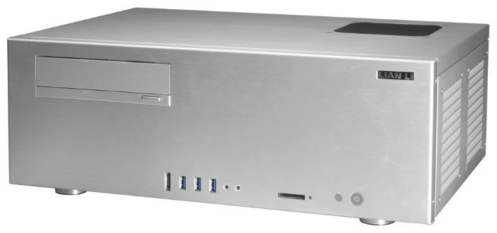 Компьютерный корпус Lian Li PC-C50 Silver