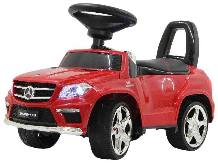 Каталка-толокар RiverToys Mercedes-Benz A888AA со звуковыми эффектами