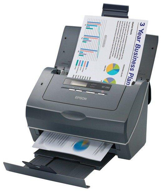 Сканер Epson GT-S50