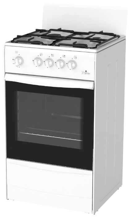Сравнение с Газовая плита Darina 1A GM441 002 W белый