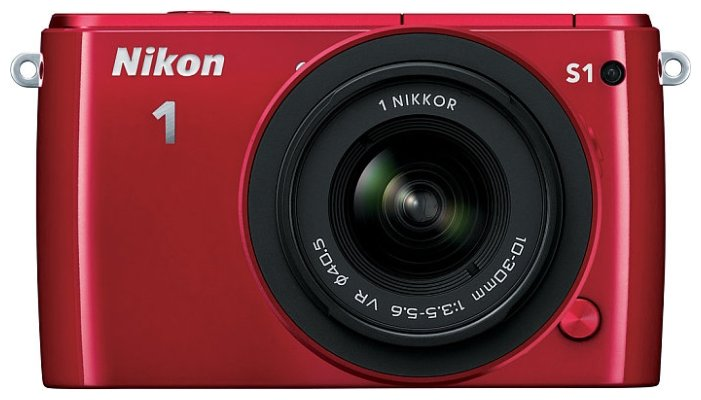 Nikon 1 S1 Kit