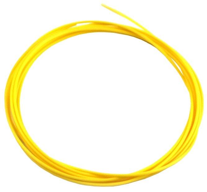 МАСТЕР-ПЛАСТЕР PLA пруток Мастер Пластер 1.75 мм жёлтый