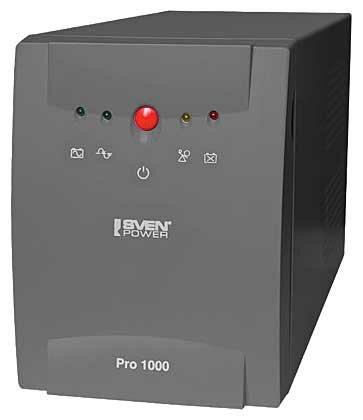 Интерактивный ИБП SVEN Pro 1000