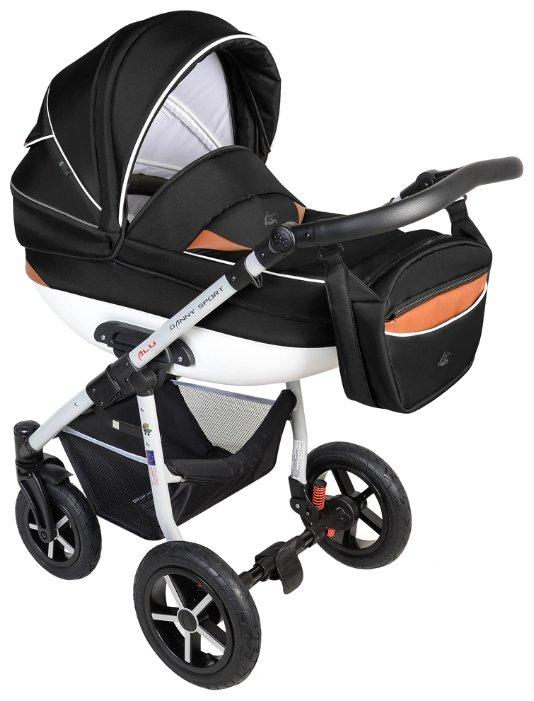 Универсальная коляска DorJan Danny Sport Baby Boat (3 в 1)