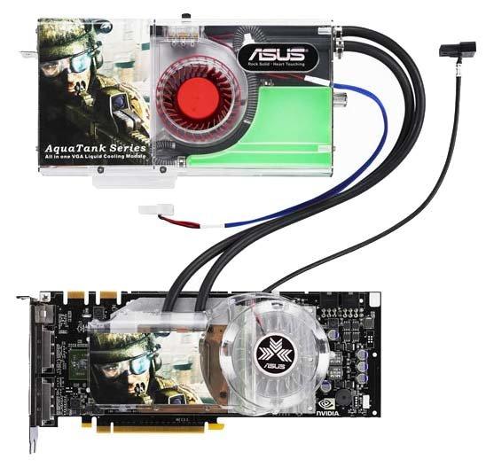 ASUS GeForce 8800 GTX 630Mhz PCI-E 768Mb 2060Mhz 384 bit 2xDVI TV HDCP YPrPb