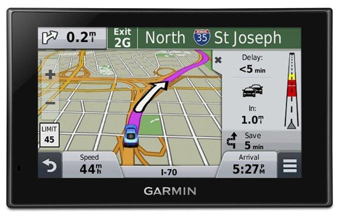 Garmin Навигатор Garmin Nuvi 2599LMT