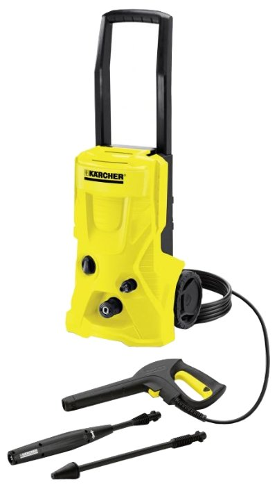 Мини-мойка Karcher K 4 Basic Yellow
