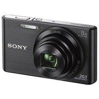 Компактный фотоаппарат Sony Cyber-shot DSC-W830 черный