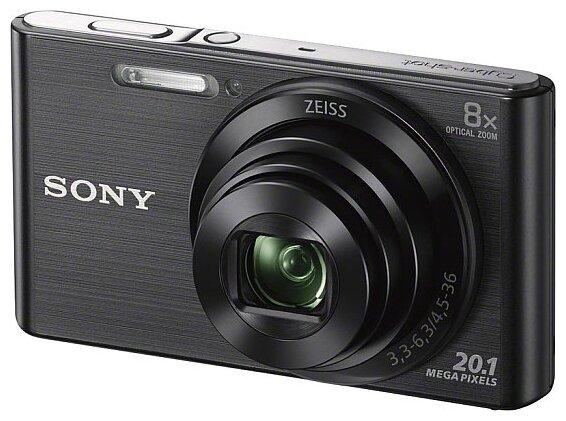 Sony Компактный фотоаппарат Sony Cyber-shot DSC-W830