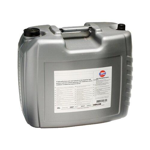 Моторное масло Gulf Formula G 5W-40 20 л моторное масло gulf multi g 15w 40 1 л