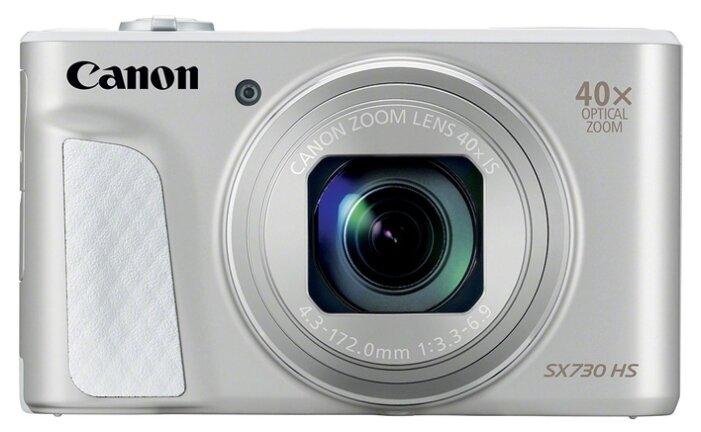 Компактный фотоаппарат Canon PowerShot SX730 HS