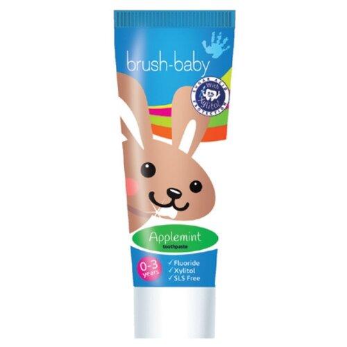 Купить Зубная паста Brush Baby BRB092 0-3 лет, 50 мл, Гигиена полости рта
