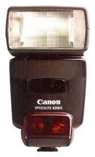 Вспышка Canon Speedlite 420EX