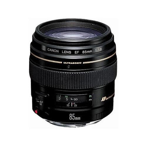 Фото - Объектив Canon EF 85mm f/1.8 USM объектив canon ef 16 35mm f 2 8l iii usm черный