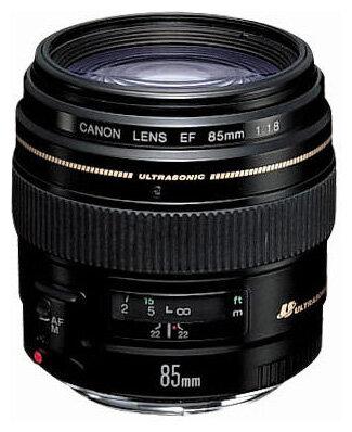 Canon Объектив Canon EF 85mm f/1.8 USM
