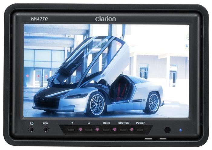 Автомобильный монитор Clarion VMA770