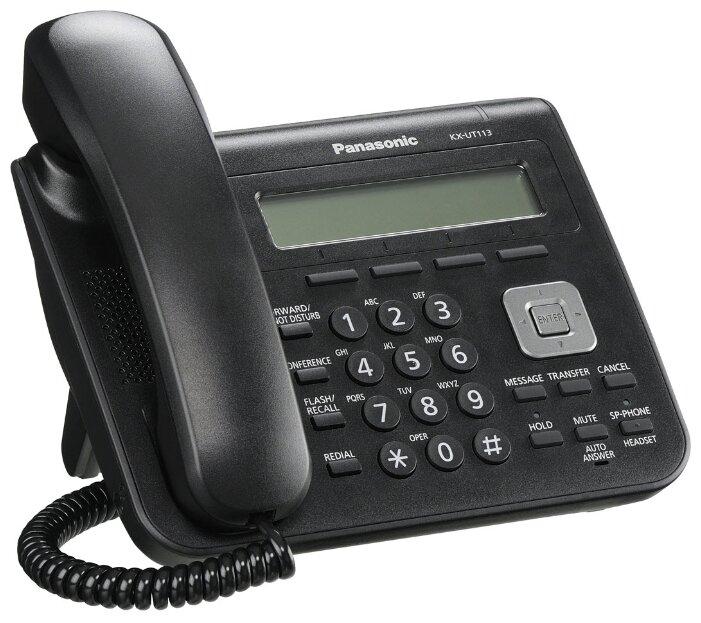 Panasonic VoIP-телефон Panasonic KX-UT113