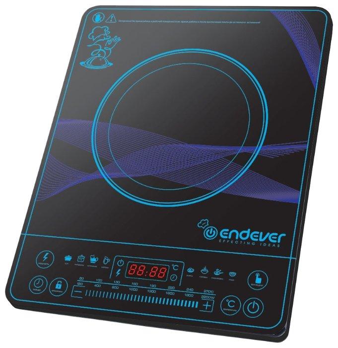 Сравнение с Endever IP-32 индукционная плита