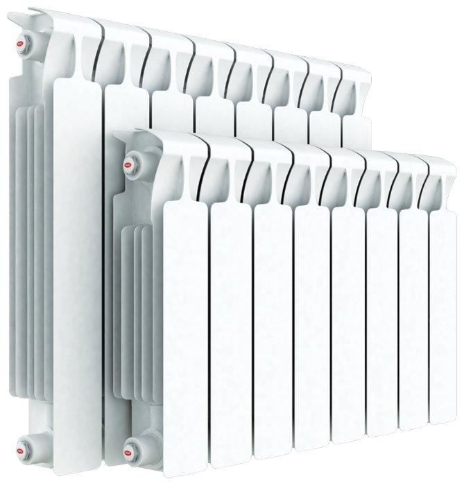 Радиатор Rifar Monolit Ventil 500 x4
