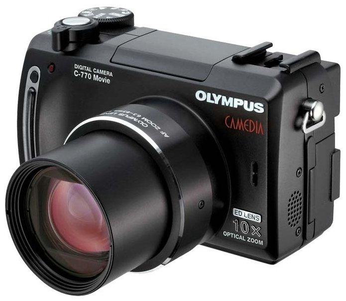 Olympus Camedia C-770 Ultra Zoom
