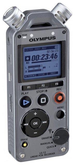 Портативный рекордер Olympus LS-12