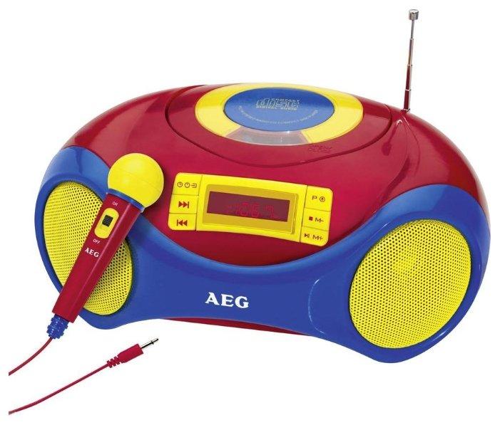 AEG Магнитола AEG SR4363