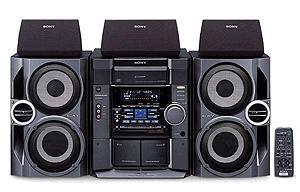 c138a405fe52 Купить Музыкальный центр Sony MHC-RG70AV в Минске с доставкой из ...