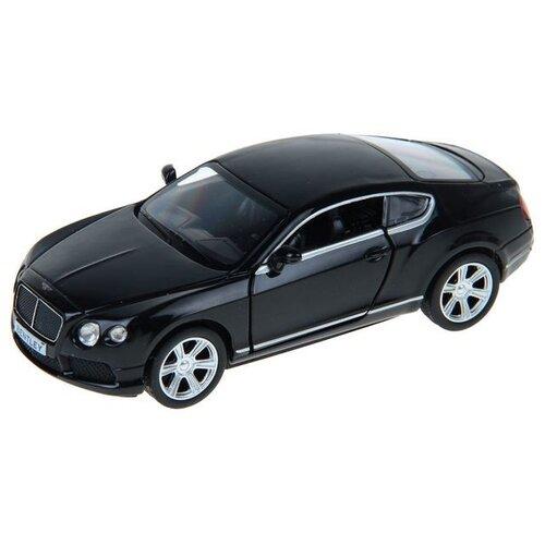Легковой автомобиль Autogrand Bentley Continental GT V8 (34161) 1:32 черный