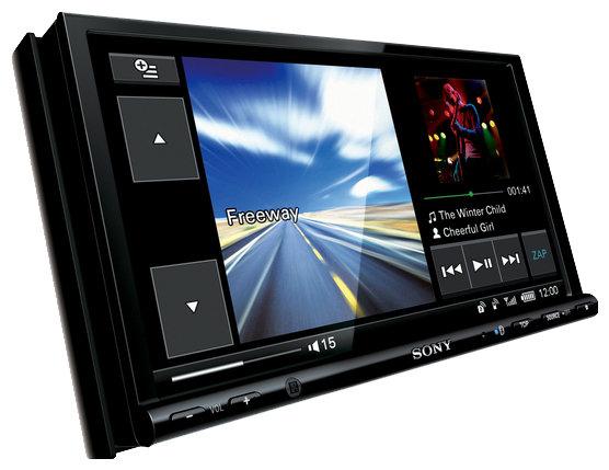 Автомагнитола Sony XAV-E70BT
