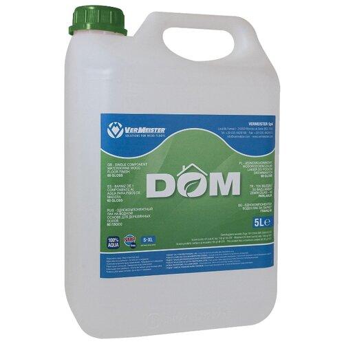 Лак Vermeister Dom 60 водорастворимый прозрачный 5 л