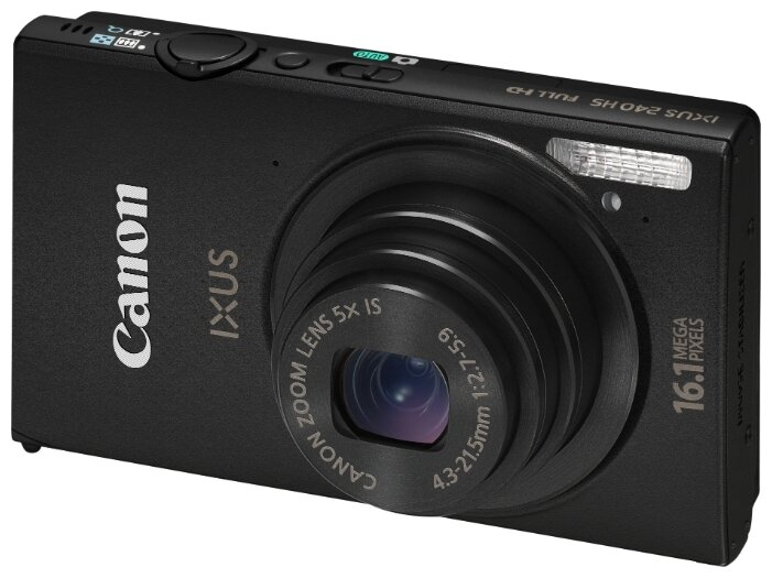 Фотоаппарат Canon Digital IXUS 240 HS