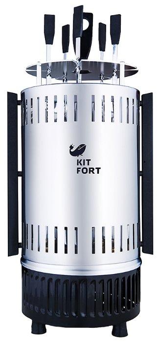 Kitfort KT-1405 электрошашлычница