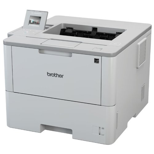 Принтер Brother HL-L6300DW grey картридж brother tn3512 для brother hl l6250dn l6300dw l6300dwt l6400dw черный