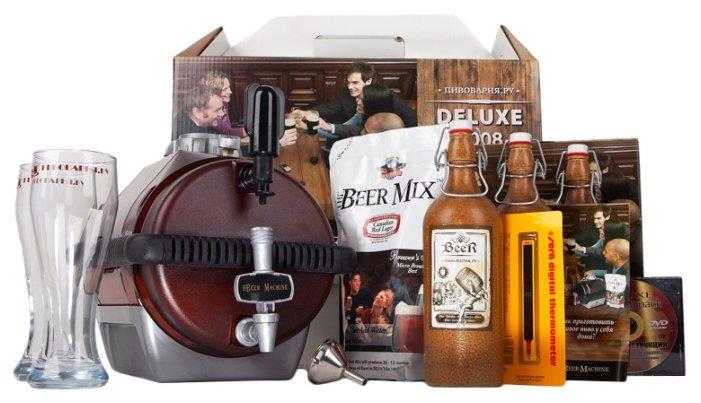 Домашняя мини-пивоварня BeerMachine DeLuxe 2008