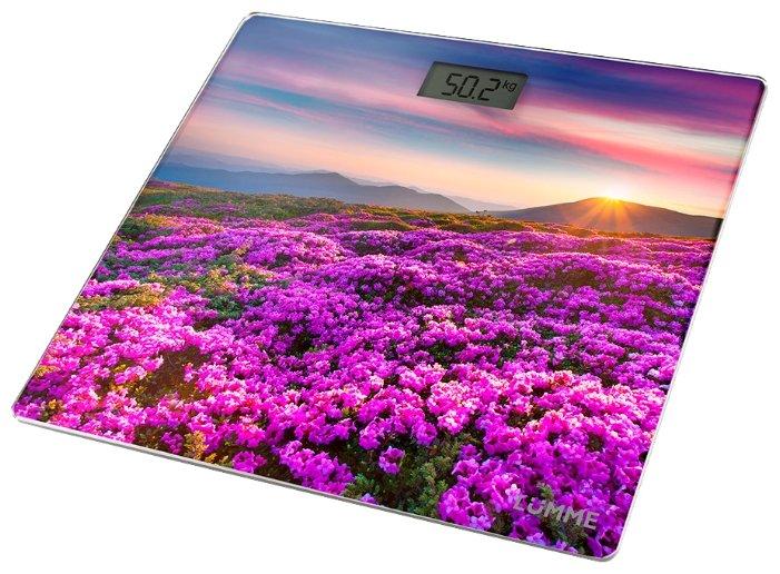 Весы электронные LUMME LU-1328 flower field