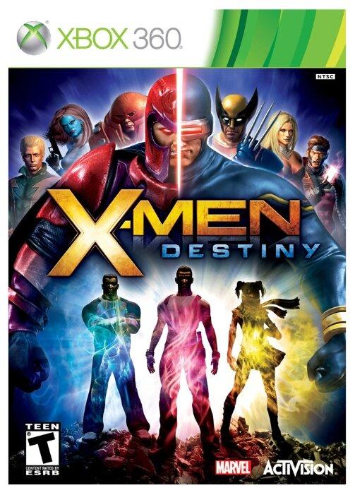 Activision X-Men: Destiny