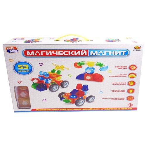 Магнитный конструктор ABtoys Магический магнит PT-00831Конструкторы<br>