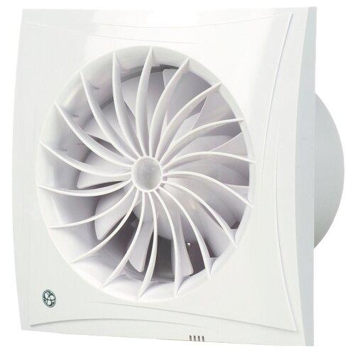 Вытяжной вентилятор Blauberg Sileo 125 S, белый 17 Вт недорого