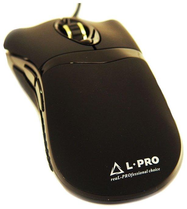 Мышь L-PRO M38 Black USB