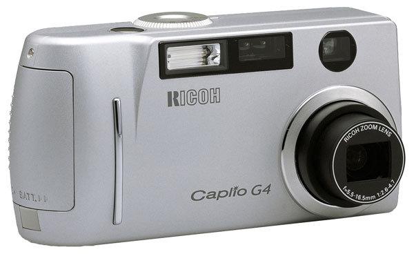 Фотоаппарат Ricoh Caplio G4