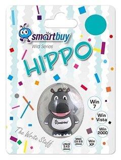 SmartBuy Флешка SmartBuy Wild Series Hippo