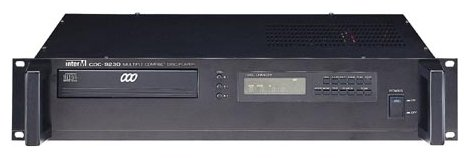 CD-чейнджер Inter-M CDC-9230