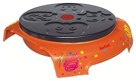 Tefal KD 2000 Crep'party Funny Faces