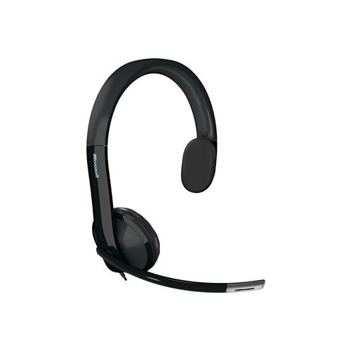 Компьютерная гарнитура Microsoft LifeChat LX-4000 черный