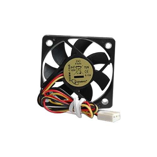 Вентилятор для корпуса Gembird D50BM-12AS вентилятор для корпуса gembird d50sm 12as