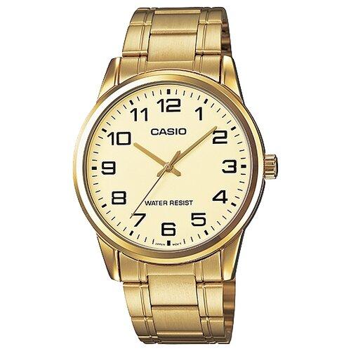Наручные часы CASIO MTP-V001G-9B наручные часы casio lq 139l 9b