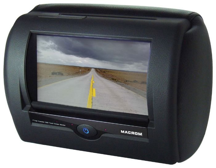 Автомобильный монитор Macrom M-DVD700HD