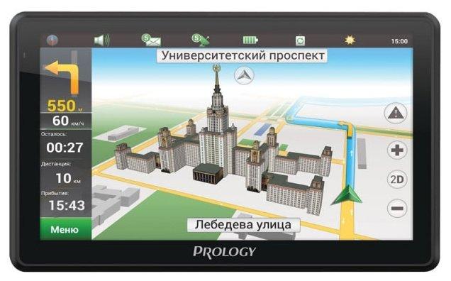 Prology Навигатор Prology iMap-7500